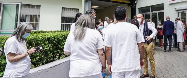 infermiere vaccinato