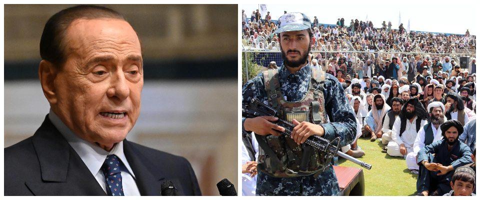 Berlusconi Europa, Afghanistan
