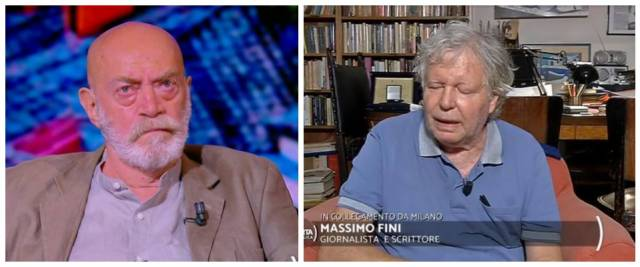 Toni Capuozzo Massimo Fini