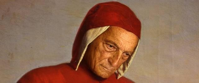 Dante mostra a Firenze