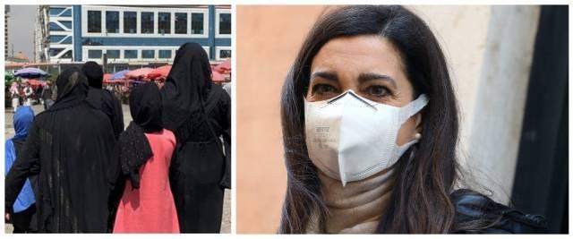 Donne afghane Boldrini