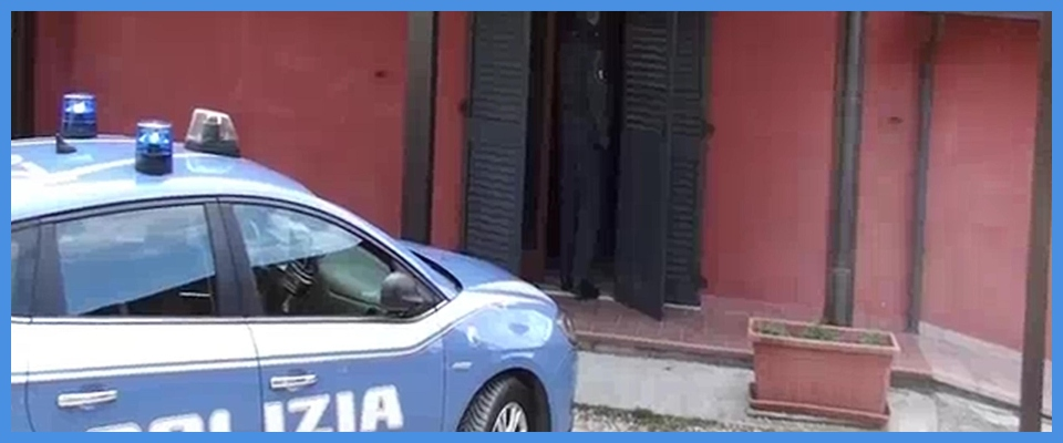 Perugia banda criminali con Rdc