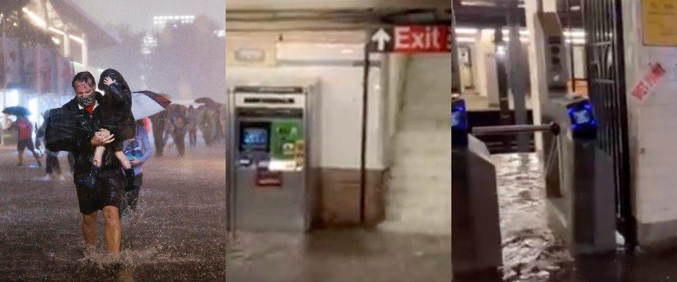 alluvione New York