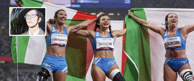 Tris azzurro alle Paralimpiadi di Tokyo, c'è anche una reduce dell'Afghanistan