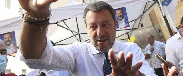 Salvini attacca la Lamorgese