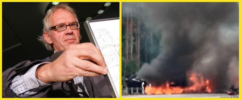 Lars Vilks, vignettista svedese