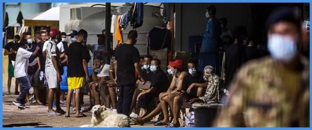 Medici senza frontiere Lampedusa