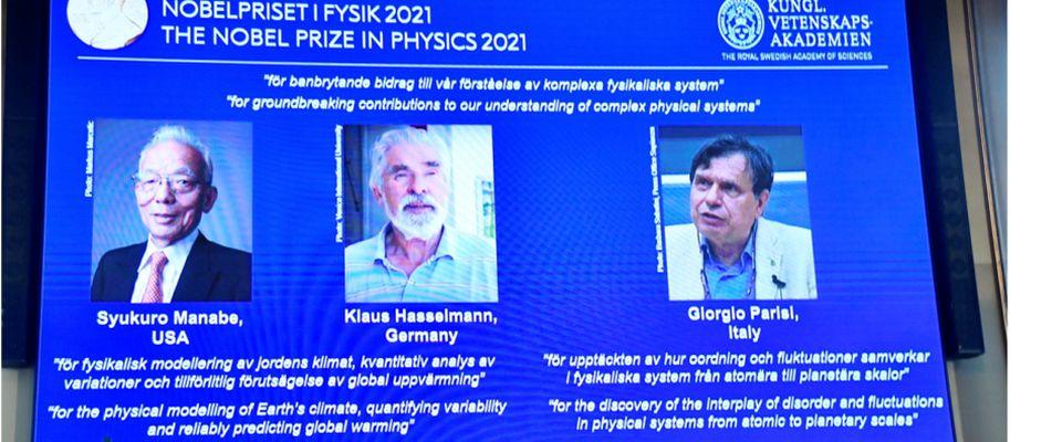 Premio Nobel Fisica