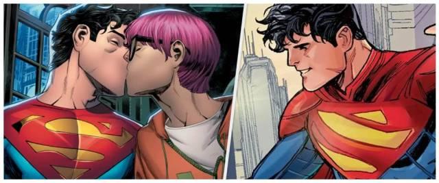 Superman bisex