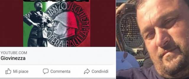 Manfredi fascista
