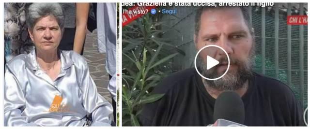 donna uccisa Ardea, Fabrizio Rocchi