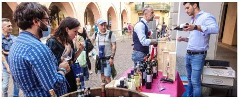 vino italiano estero
